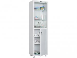 Металлический шкаф медицинский HILFE MD 1 1650/SG купить на выгодных условиях в Челябинске